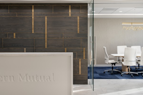 Northwestern Mutual office design