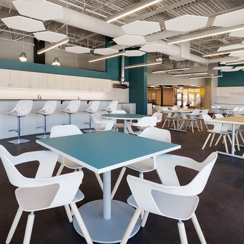 technology company space planning
