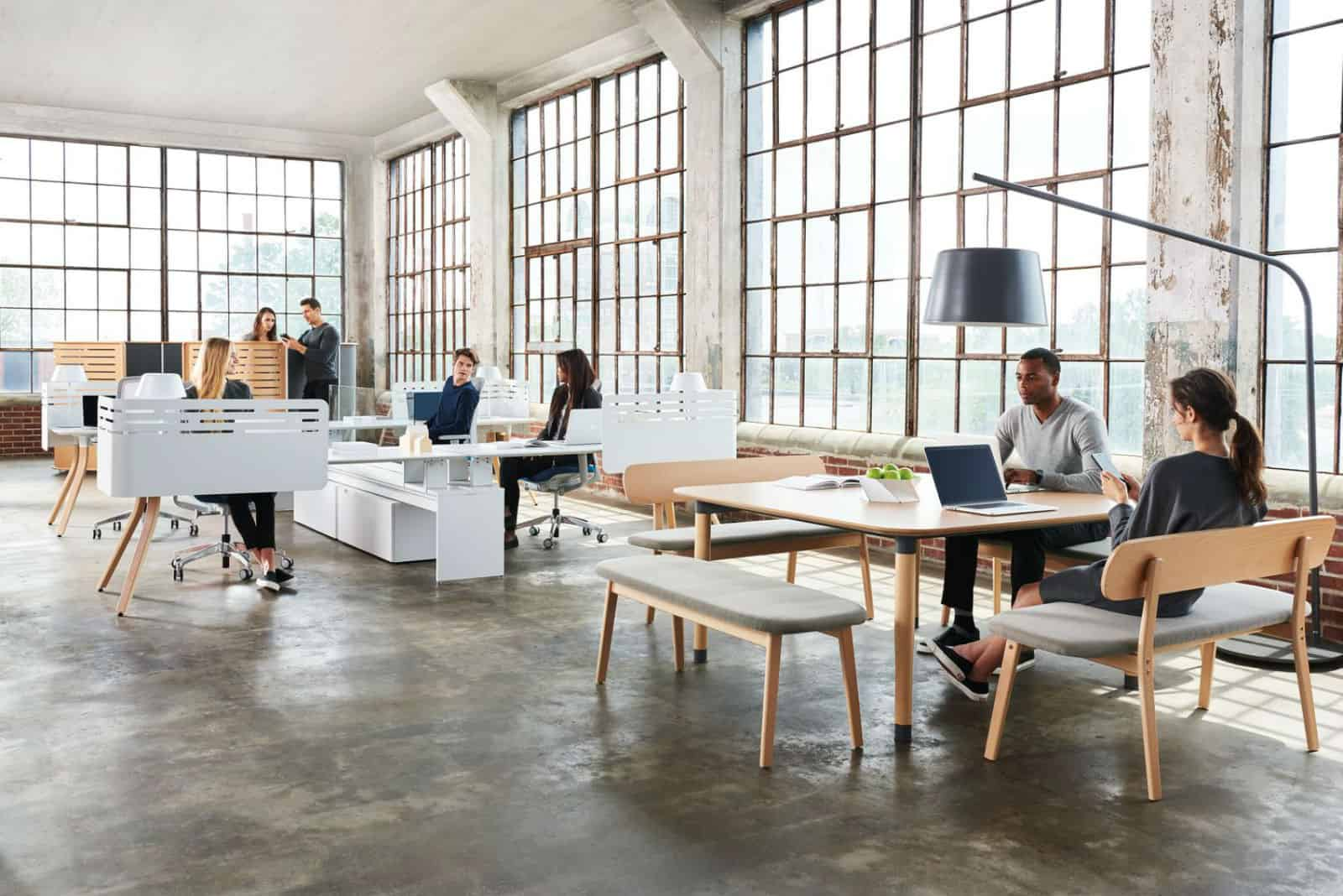 6 Office Space Planning Concepts for the Modern Workplace
