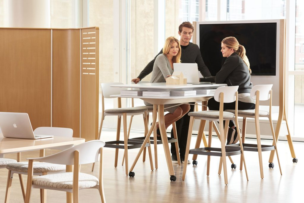 collaborative workspace design
