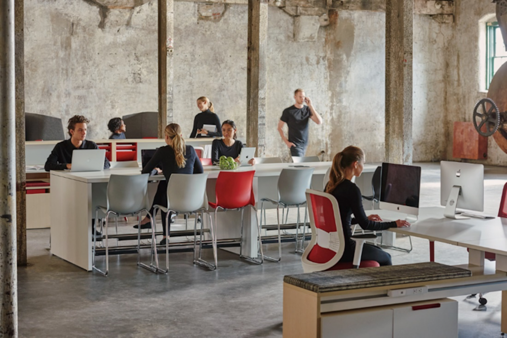 pros and cons of an open office floor plan