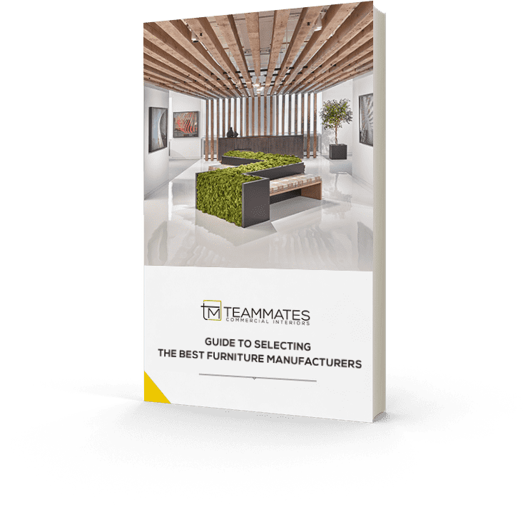 Teammates guide to selecting the best office furniture manufacturers.