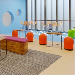 A beautiful office setting from Safeco, part of the line of products offered by Teammates..
