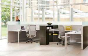 Teknion Workstations from Teammates