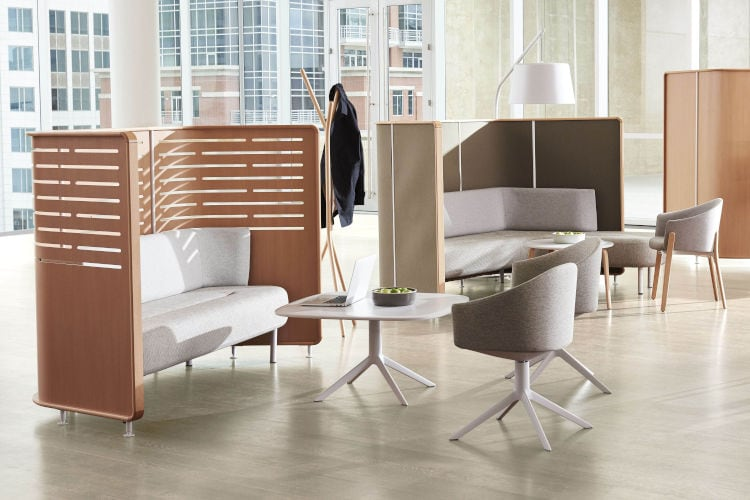 Teknion Lounge Seating from Teammates