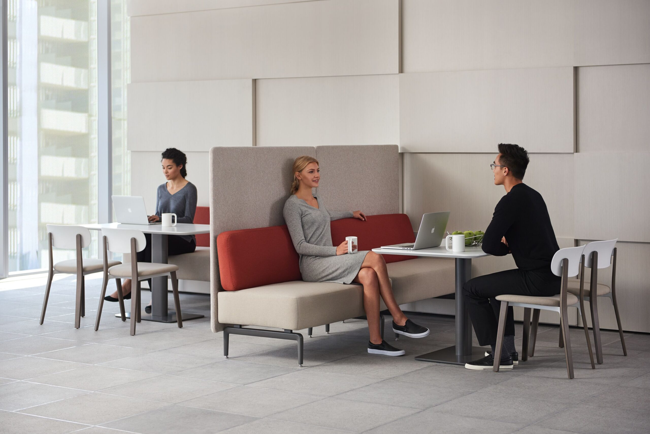 7 Workplace Amenities That Contribute to Productivity