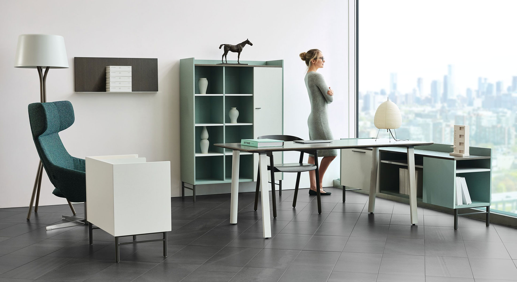 office design for productivity